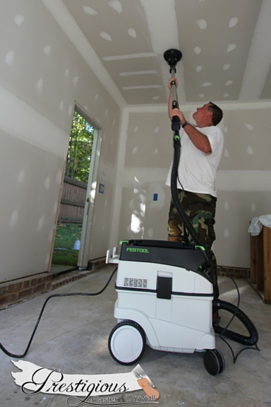 Tim Kiessling, Owner of Prestigious Plastering and Drywall LLC